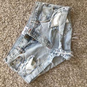 One teaspoon shorts size 28